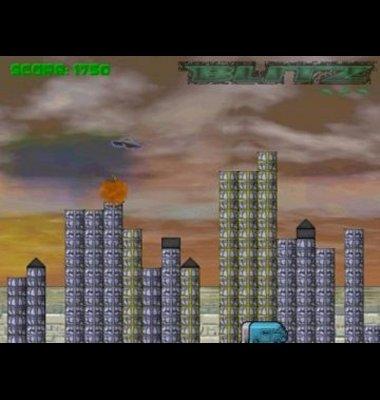 screen shot of Blitz